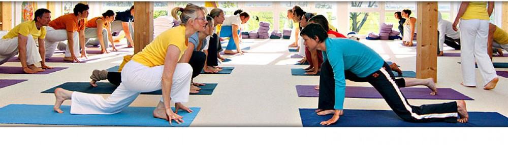 Yoga Kurs Blog